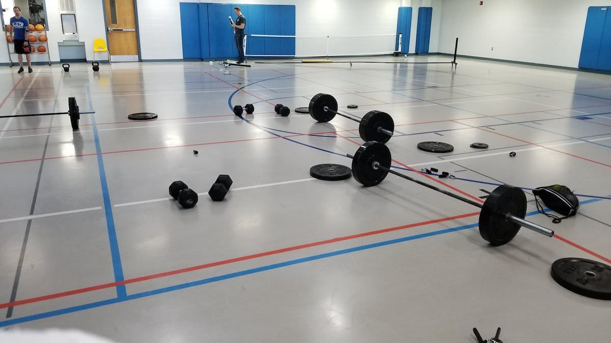 CrossFit: constantly varied, never random